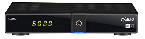 Comag SL65 HD Satelliten-Receiver (PVR-Ready, HD+, USB 2.0) schwarz