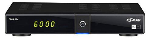 Comag 61014 SL 65 Satelliten-Receiver (PVR-Ready, HD+, USB 2.0) schwarz