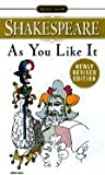 As You Like It (Turtleback School & Library Binding Edition) (Signet Classics) (0613182014) by Shakespeare, William