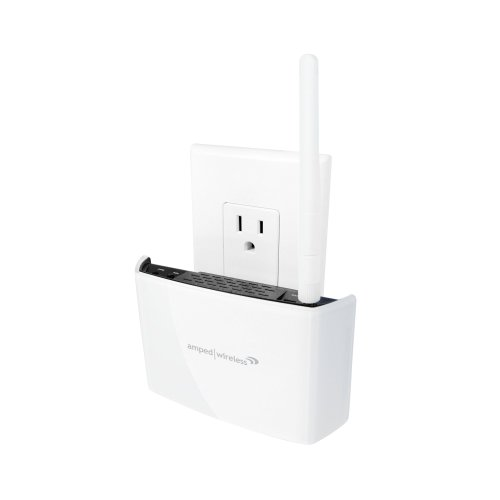 Amped Wireless High Power Compact 802.11Ac Wi-Fi Range Extender (Rec15A)