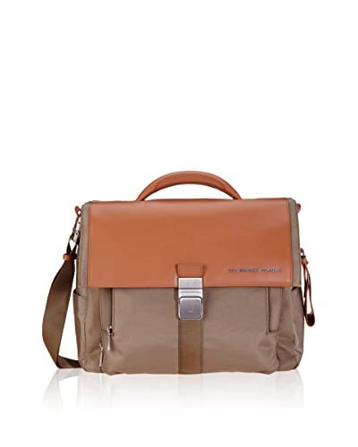 The Bridge Wayfarer Borsa Portadocumenti Authentic [Fango/Cognac]