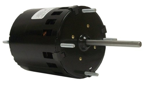 Fasco D208 3.3-Inch General Purpose Motor, 1/30 Hp, 115 Volts, 3000 Rpm, 1 Speed, 1.1 Amps, Oao Enclosure, Cwse Rotation, Sleeve Bearing