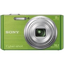 Sony DSC-W730G - Cámara compacta de 16.1 Mp (pantalla de 2.7