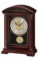 Seiko Clocks Mantel Pendulum Melodies Clock #QXW217BLH