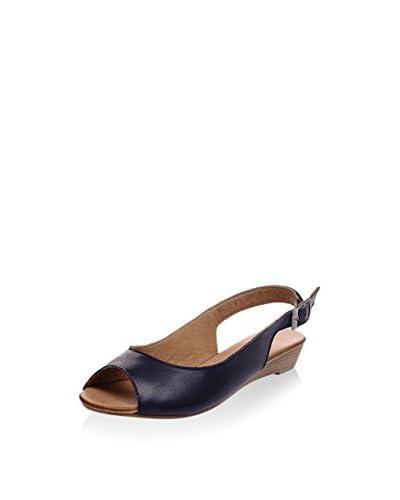 Bueno Sandale schwarz