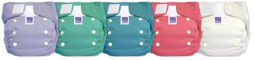 Bambino Mio Miosolo Nappy Kit (5 Pack) One Size