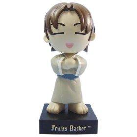 Fruits Basket Shigure Bobble Head Figure GE-7517