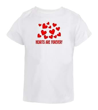 Cute love romantic valentine kids t t shirt x small white clothing