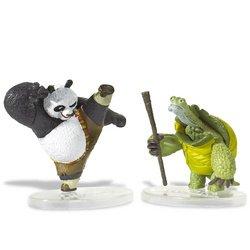 Buy Low Price Mattel Kung Fu Panda Melee Figure – Po, Oogway (B001AIWII8)