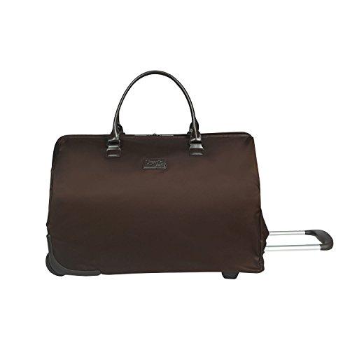 lipault-paris-lady-plume-foldable-wheeled-weekend-bag-carry-on-luggage-chocolate