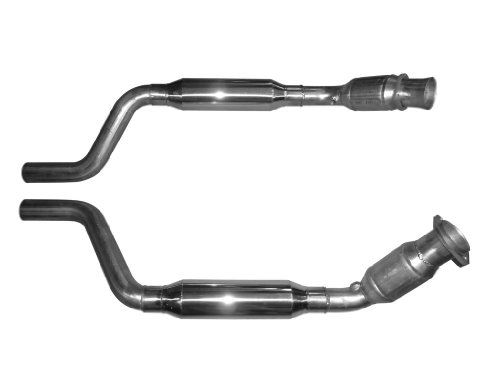 Solo Performance High Flow Catalytic Converters