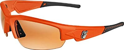 Maxx Sunglasses Adult Unisex Maxx MLB Baltimore Orioles Dynasty 2.0 Sunglasses