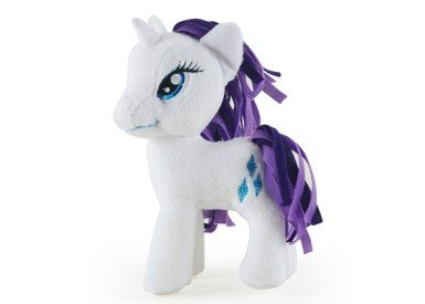 My Little Pony 5 Inch Plush Rarity - 1