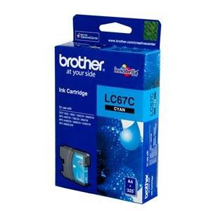 Brother LC-67C Cartouche d'encre Bleu