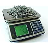 Nevada Weighing Tree MCT Plus 33 Counting Scale - 33 Lbs X 0.001 Lbs - Rechargeable! With 2 Year Warranty!