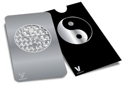 Cheap V Syndicate Yin Yang Grinder Card (GRINDER-YINYANG)