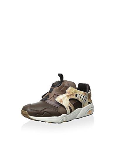 PUMA Men's Trinomic Disc Camo Sneaker