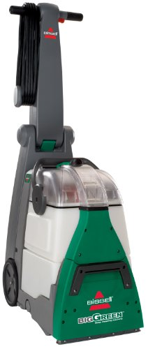 Bissell Big Deep Cleaning Machine, Green