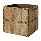 IKEA COCONUT TREE PALM LARGE BASKET SUITABLE FOR EXPEDIT BOOKCASE, STORAGE BASKET