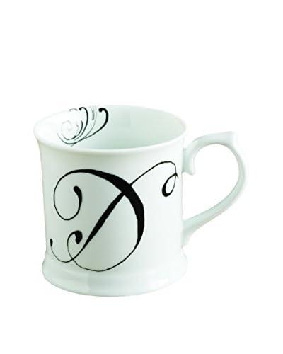 Rosanna Initially Yours Letter D Mug