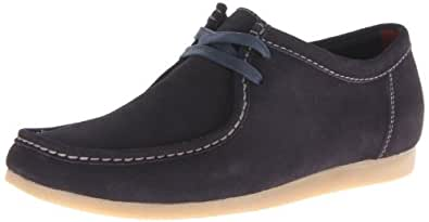 Clarks Men's Clarks Gunn Oxford,Navy,7.5 M US