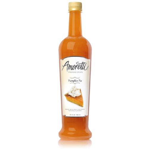 Amoretti Premium Syrup, Pumpkin Pie, 25.4 Ounce