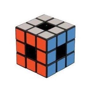 Lanlan® 3x3 Void Puzzle Cube Black