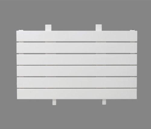 Gartentisch Einlegeplatte – Erweiterung für Tisch Sylt- Holz weiß lackiert – Qualität aus Deutschland günstig online kaufen
