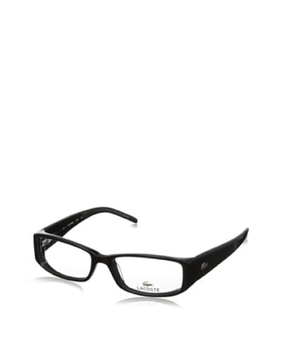 Lacoste Women's L2607 Eyeglasses, Black