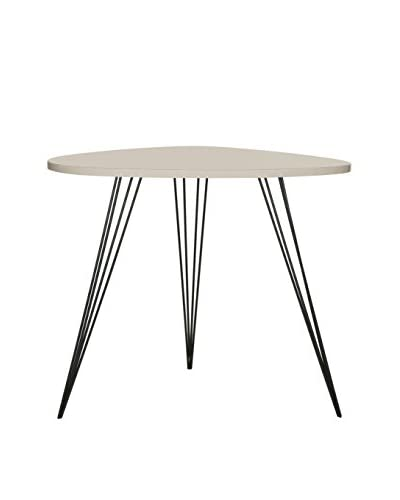 Safavieh Wynton End Table, Lacquer/Black
