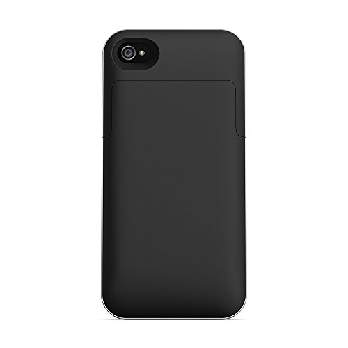 Mophie Juice Pack Air Case and Rechargeable Battery (Black, Verizon and AT&T iPhone 4) (Mophie Iphone 4s Juice Pack compare prices)