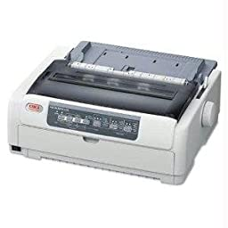 Oki Microline 620 Dot Matrix Printer - Monochrome - 9-pin - 700 cps Mono - 288 x 72 dpi - USB - Parallel 62433801