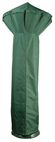 Bosmere-C745-Patio-Heater-Cover-84-High-x-22-Wide-x-49-Wide-at-Top-Green