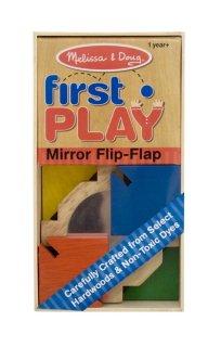 Melissa Doug Mirror Flip-Flap Color Toy - 1