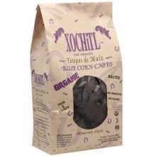 Xochitl Tortilla Chips Blue Corn, 12-Ounce (Pack of 10)