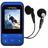 Riptunes 4GB MP3 Player - Blue