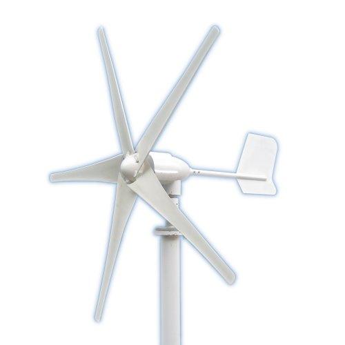 Aleko® Wg450A 12-Volt 450 Watt Wind Generator Mill Turbine