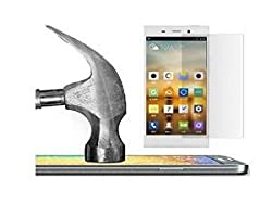 Munoth Ultra Thin Premium Tempered Glass Screen Protector for ELIFE E7