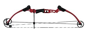 Genesis Mini Youth Bow (Right-Handed, Red)