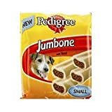 Pedigree Jumbone Beef (Small Breed) 4piece