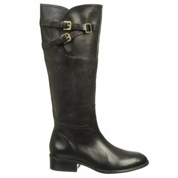 Lauren Ralph Lauren Maren Leather boots black