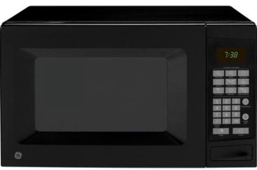 GE JES0738DPBB 0.7 cu. ft. Countertop Microwave Oven with 700 Cooking Watts- Black