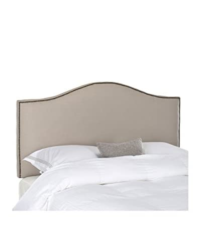 Safavieh Connie Headboard, Taupe, Full