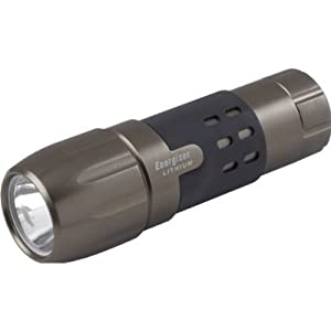 Energizer ELMCL42L e2 Lithium LED Flashlight