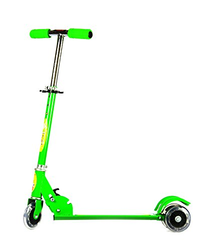 Saffire Kids Scooter Green