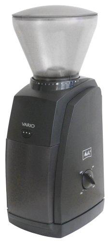 Melitta(メリタ) バリオ コーヒーグラインダー 【エスプレッソからフレンチ・プレスまで40段階調節可能】 VARIO-E