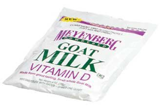 Meyenberg Powdered Goat Milk -- 4 Oz