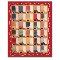 Western Bedding Quilts front-344411