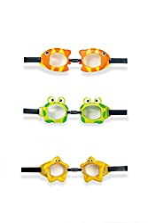 Intex Fun Goggles, Multi Color