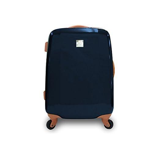 (ワールダードティエル)WORLDER DOTTIEL スーツケース 31リットル ネイビーブルー